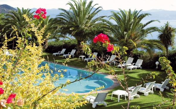 Hotel 4**** Eden Roc - Ajaccio